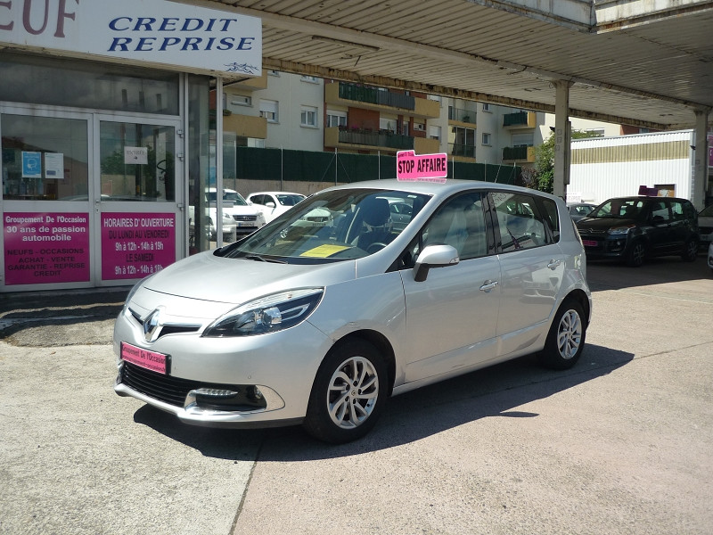 Renault Scenic III 1.6 DCI 130CH ENERGY DYNAMIQUE ECO² Gris occasion à Toulouse