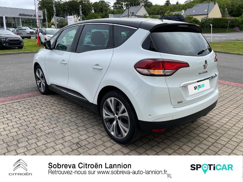 Renault Scenic 1.3 TCe 140ch energy Intens Blanc occasion à LANNION - photo n°7