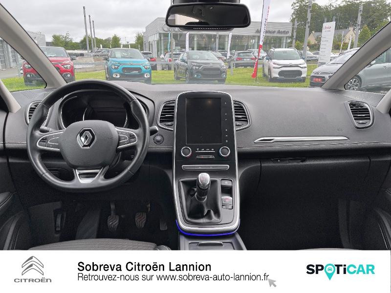 Renault Scenic 1.3 TCe 140ch energy Intens Blanc occasion à LANNION - photo n°8