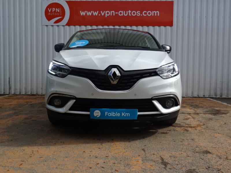 Renault Scenic 1.3 TCE 140CH FAP BUSINESS INTENS 130G Blanc occasion à Mérignac - photo n°7