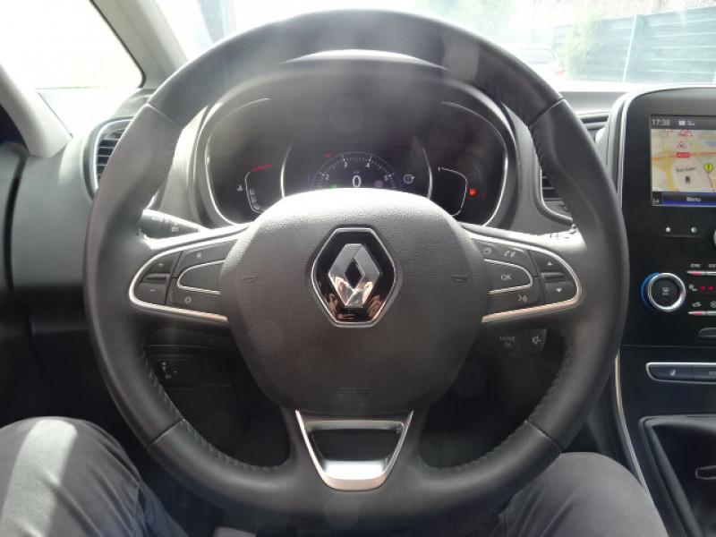 Renault Scenic 1.3 TCE 140CH FAP BUSINESS INTENS 130G Blanc occasion à Mérignac - photo n°15
