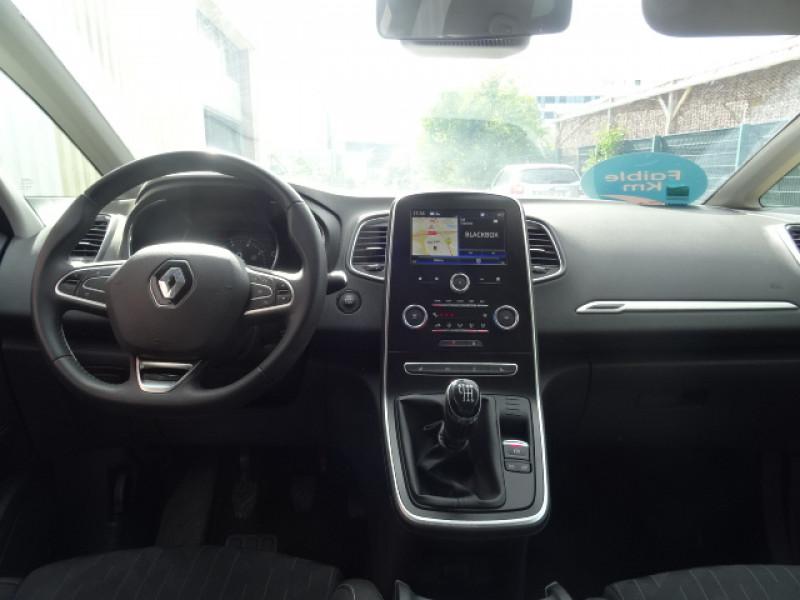 Renault Scenic 1.3 TCE 140CH FAP BUSINESS INTENS 130G Blanc occasion à Mérignac - photo n°14