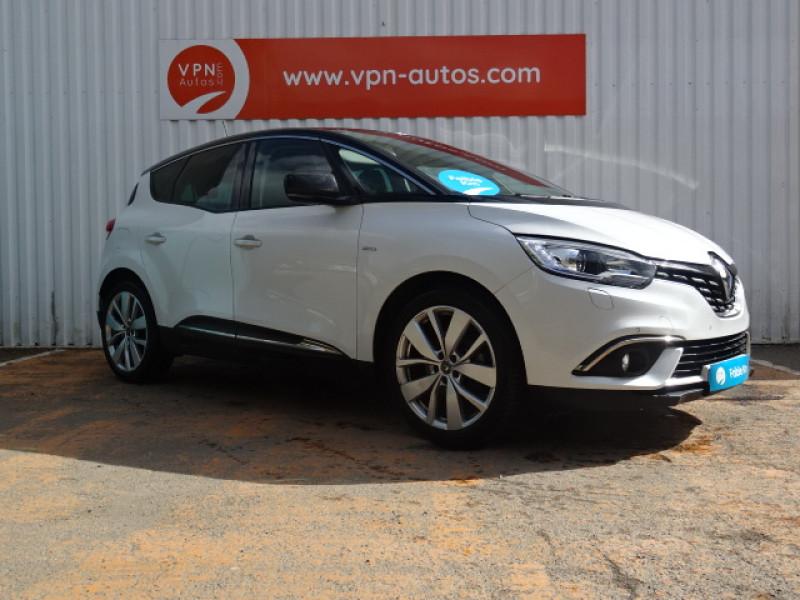 Renault Scenic 1.3 TCE 140CH FAP BUSINESS INTENS 130G Blanc occasion à Mérignac