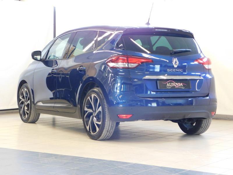 Renault Scenic 1.3 TCe 140ch FAP Intens Bleu occasion à Castres - photo n°3