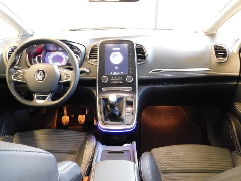 Renault Scenic 1.3 TCe 140ch FAP Intens Bleu occasion à Castres - photo n°2