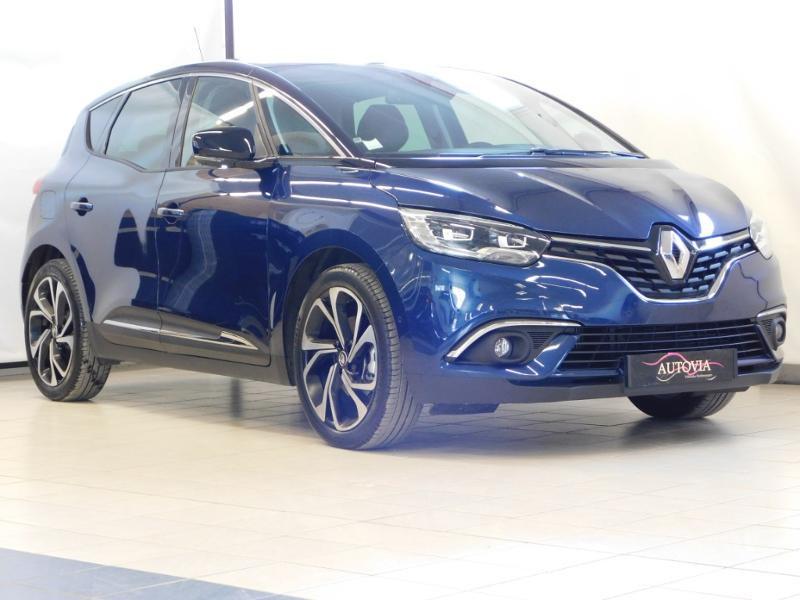 Renault Scenic 1.3 TCe 140ch FAP Intens Bleu occasion à Castres