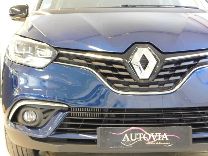 Renault Scenic 1.3 TCe 140ch FAP Intens Bleu occasion à Castres - photo n°6