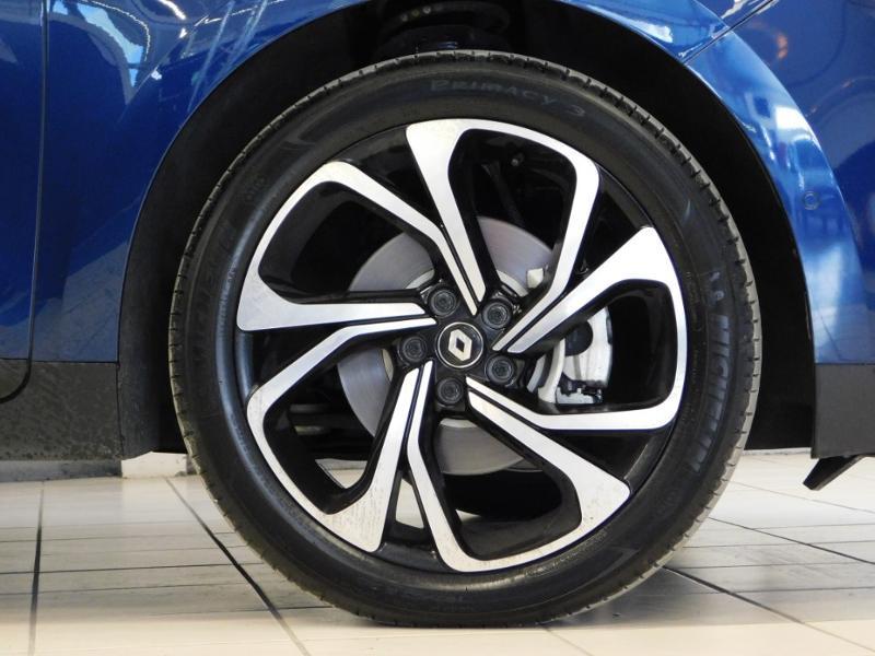 Renault Scenic 1.3 TCe 140ch FAP Intens Bleu occasion à Castres - photo n°5