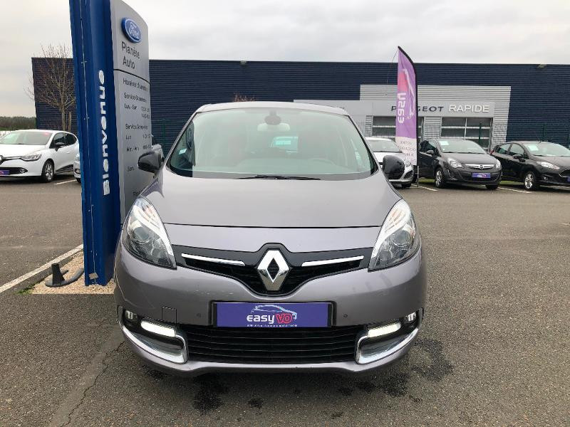 Renault Scenic 1.5 dCi 110ch Bose EDC Gris occasion à Gien - photo n°2