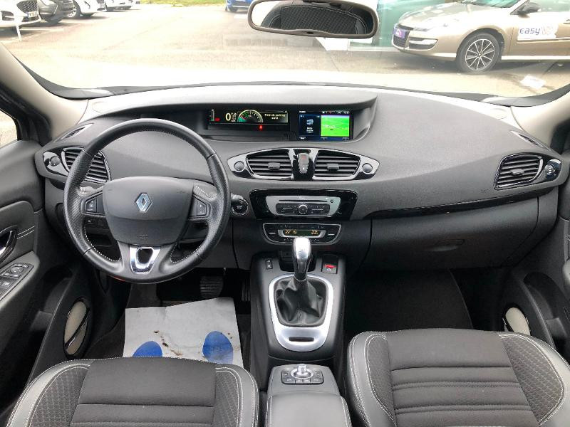 Renault Scenic 1.5 dCi 110ch Bose EDC Gris occasion à Gien - photo n°6