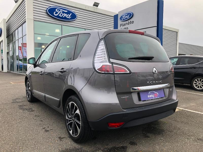 Renault Scenic 1.5 dCi 110ch Bose EDC Gris occasion à Gien - photo n°4
