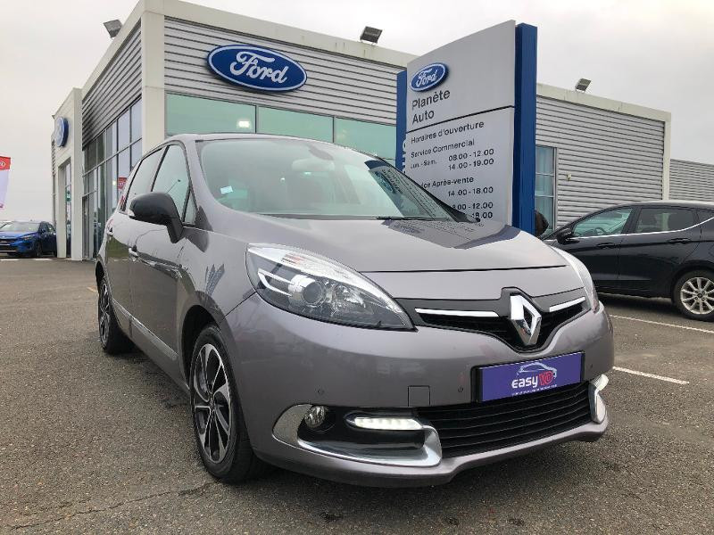 Renault Scenic 1.5 dCi 110ch Bose EDC Gris occasion à Gien - photo n°19