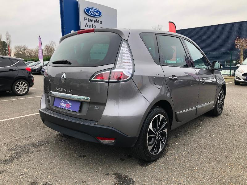 Renault Scenic 1.5 dCi 110ch Bose EDC Gris occasion à Gien - photo n°17