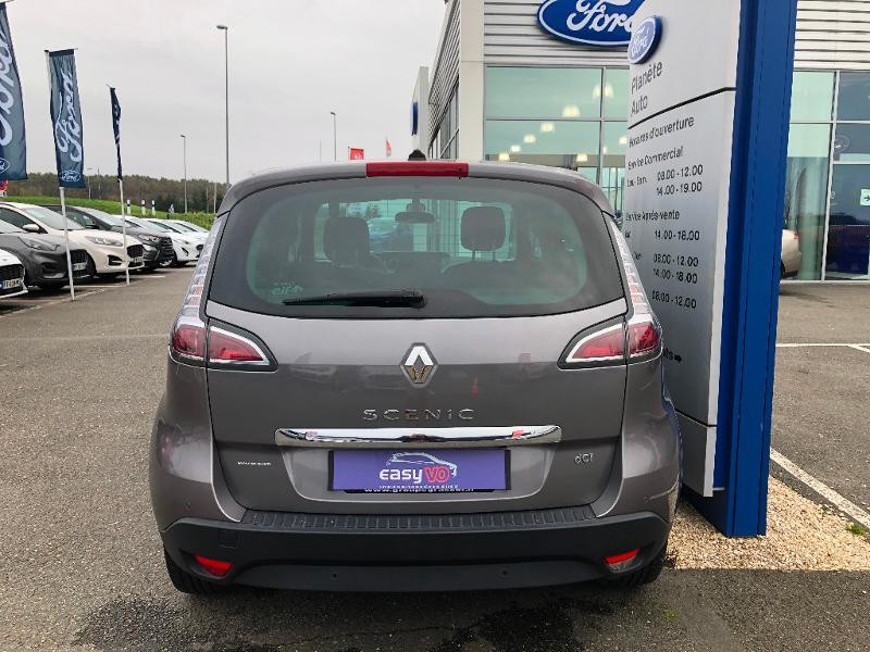 Renault Scenic 1.5 dCi 110ch Bose EDC Gris occasion à Gien - photo n°5