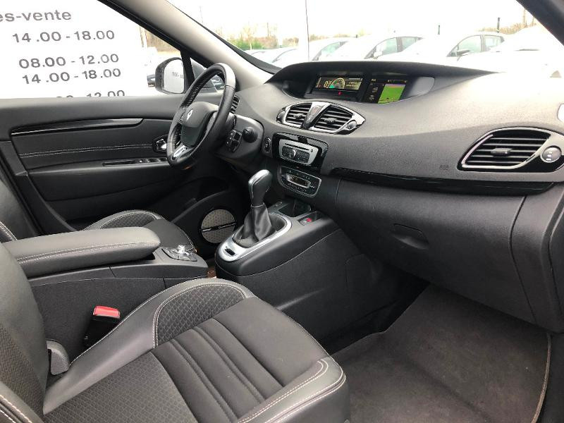 Renault Scenic 1.5 dCi 110ch Bose EDC Gris occasion à Gien - photo n°12