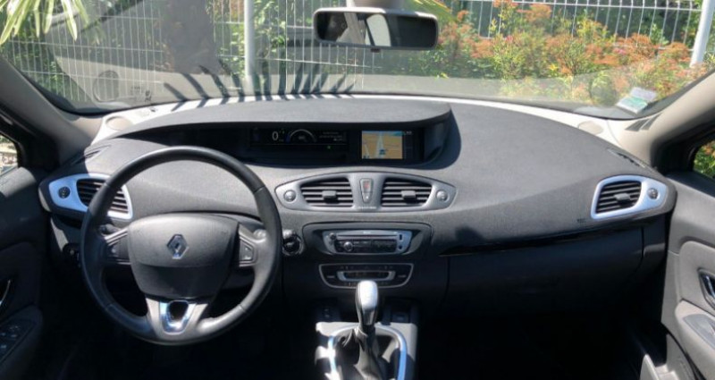 Renault Scenic 1.5 DCI 110CH BUSINESS EDC Marron occasion à COLMAR - photo n°3