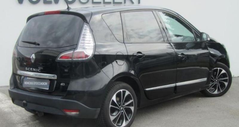 Renault Scenic 1.5 dCi 110ch energy Bose eco² Euro6 2015 Noir occasion à Saint Ouen L'Aumône - photo n°2