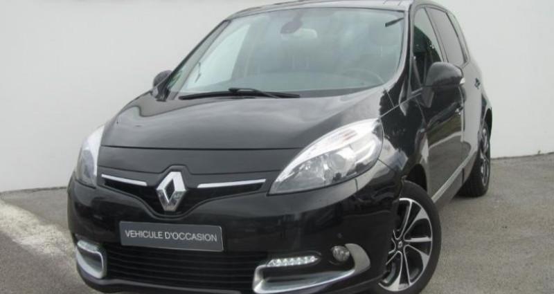 Renault Scenic 1.5 dCi 110ch energy Bose eco² Euro6 2015 Noir occasion à Saint Ouen L'Aumône