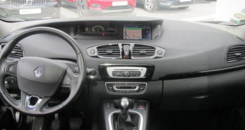 Renault Scenic 1.5 dCi 110ch energy Bose eco² Euro6 2015 Noir occasion à Saint Ouen L'Aumône - photo n°7