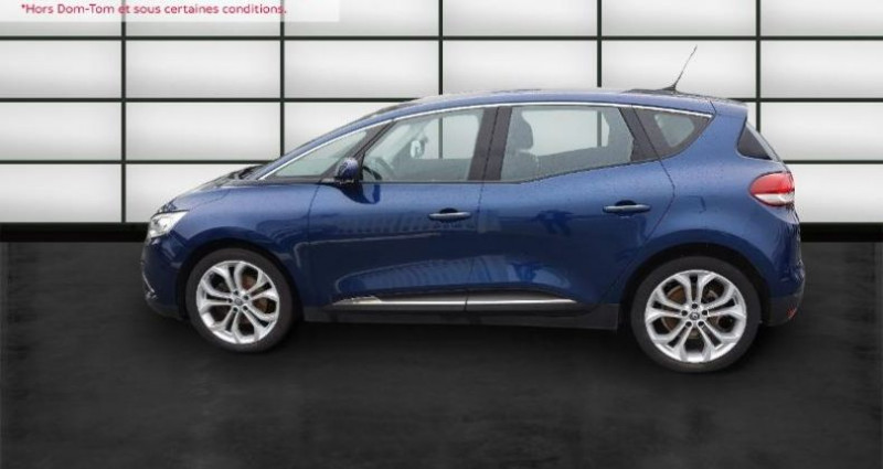 Renault Scenic 1.5 dCi 110ch energy Business Bleu occasion à La Rochelle - photo n°3