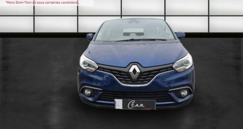 Renault Scenic 1.5 dCi 110ch energy Business Bleu occasion à La Rochelle - photo n°2