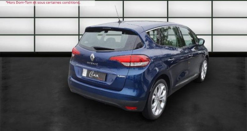 Renault Scenic 1.5 dCi 110ch energy Business Bleu occasion à La Rochelle - photo n°5