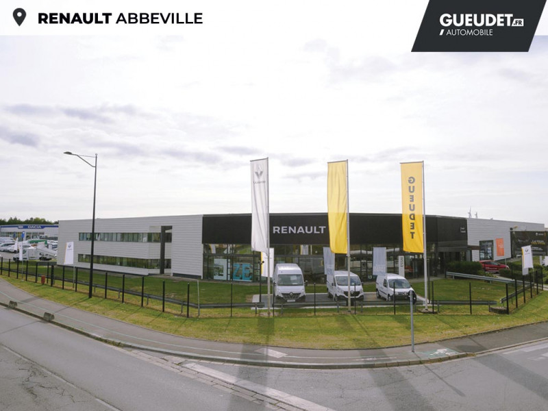 Renault Scenic 1.5 dCi 110ch energy Business Jaune occasion à Abbeville - photo n°18