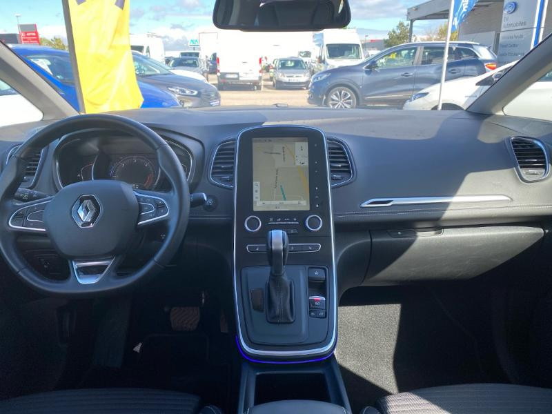 Renault Scenic 1.5 dCi 110ch energy Intens EDC  occasion à Barberey-Saint-Sulpice - photo n°9