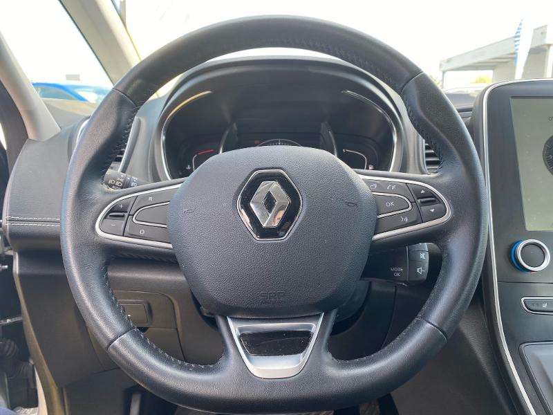 Renault Scenic 1.5 dCi 110ch energy Intens EDC  occasion à Barberey-Saint-Sulpice - photo n°15