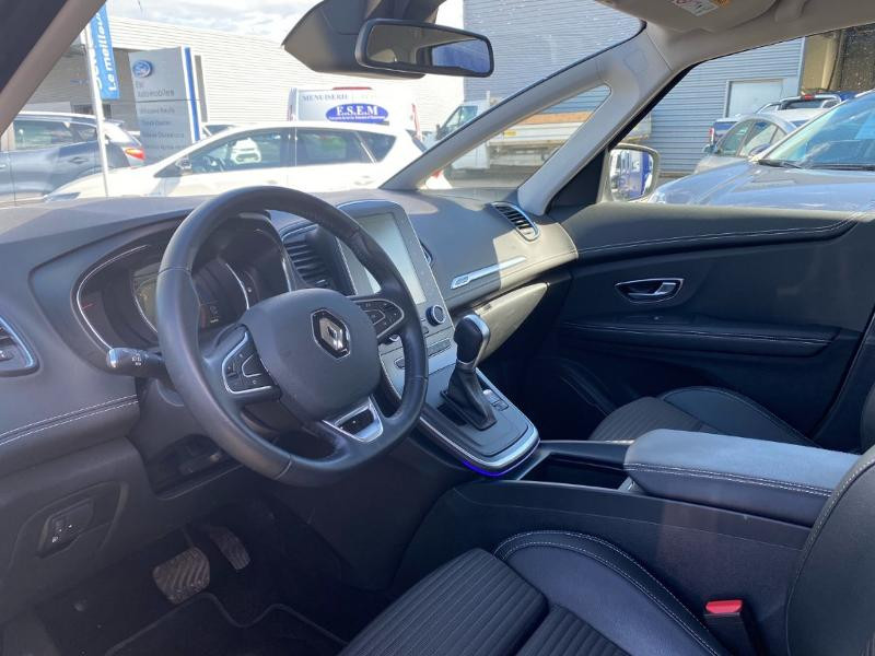 Renault Scenic 1.5 dCi 110ch energy Intens EDC  occasion à Barberey-Saint-Sulpice - photo n°8