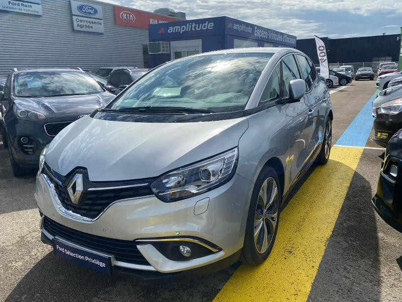 Renault Scenic 1.5 dCi 110ch energy Intens EDC  occasion à Barberey-Saint-Sulpice - photo n°12