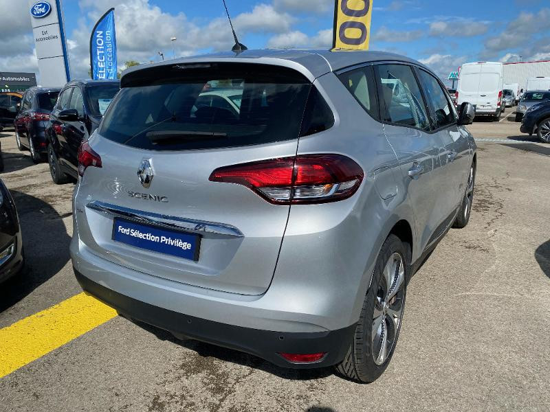 Renault Scenic 1.5 dCi 110ch energy Intens EDC  occasion à Barberey-Saint-Sulpice - photo n°13