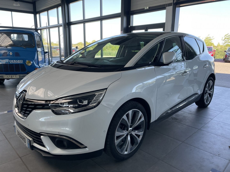 Renault Scenic 1.6 DCI 130CH ENERGY INTENS Blanc occasion à Mérignac