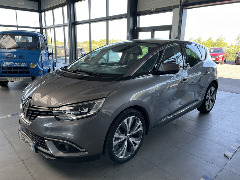 Renault Scenic 1.6 DCI 130CH ENERGY INTENS Gris occasion à Mérignac
