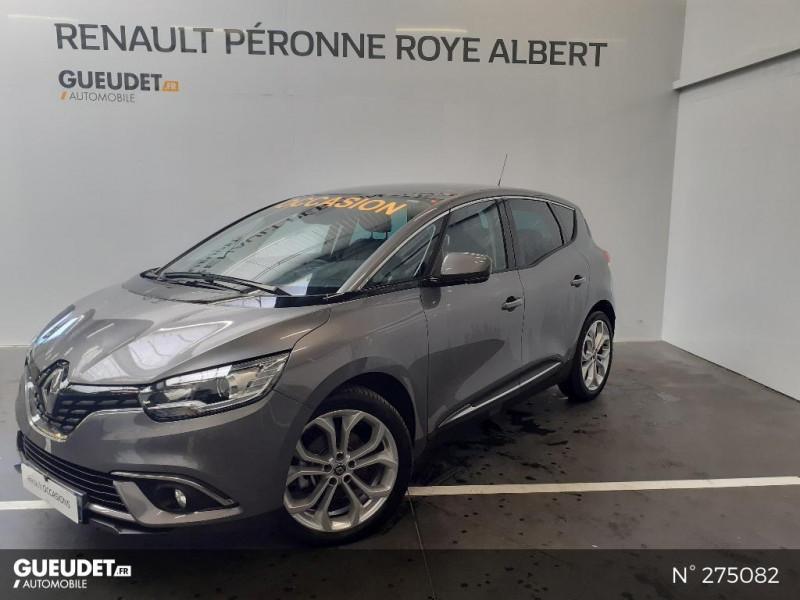 Renault Scenic 1.7 Blue dCi 120ch Business Gris occasion à Péronne