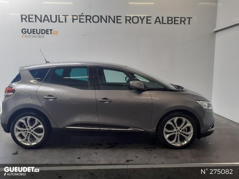 Renault Scenic 1.7 Blue dCi 120ch Business Gris occasion à Péronne - photo n°7