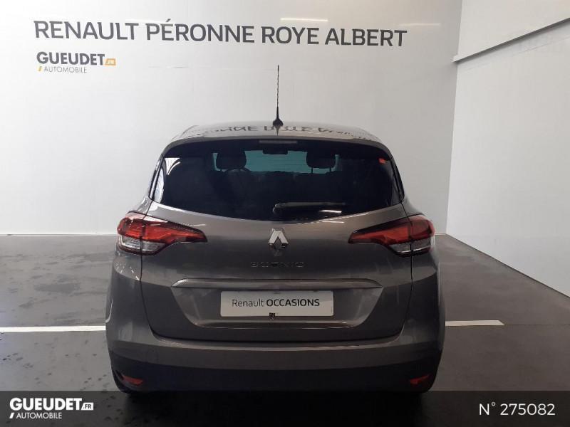Renault Scenic 1.7 Blue dCi 120ch Business Gris occasion à Péronne - photo n°3