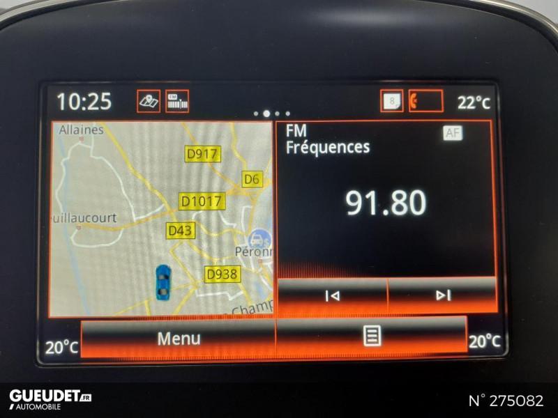 Renault Scenic 1.7 Blue dCi 120ch Business Gris occasion à Péronne - photo n°11