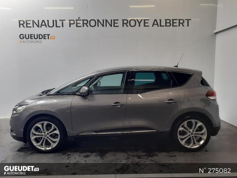 Renault Scenic 1.7 Blue dCi 120ch Business Gris occasion à Péronne - photo n°8