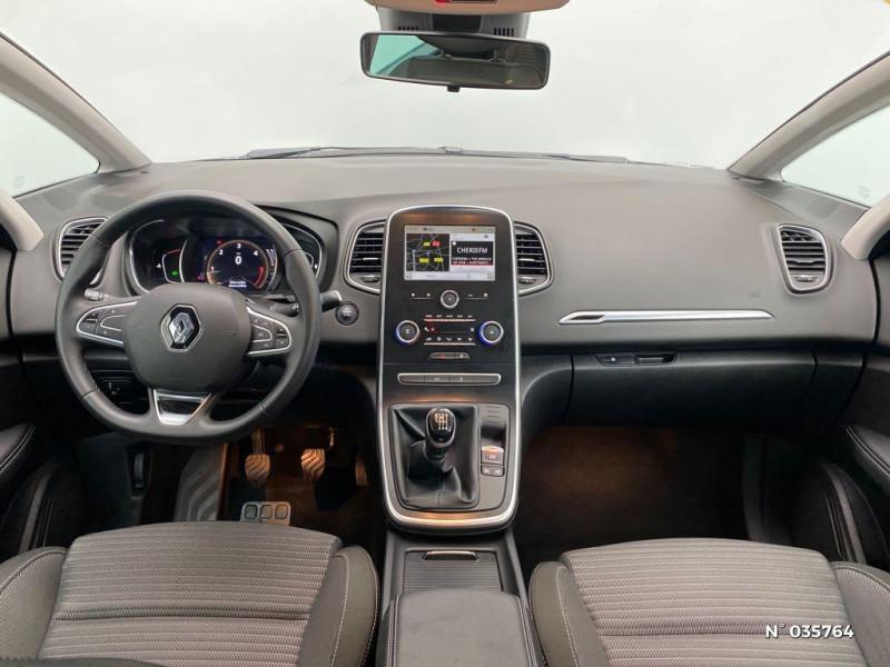 Renault Scenic 1.7 Blue dCi 120ch Business Gris occasion à Abbeville - photo n°10