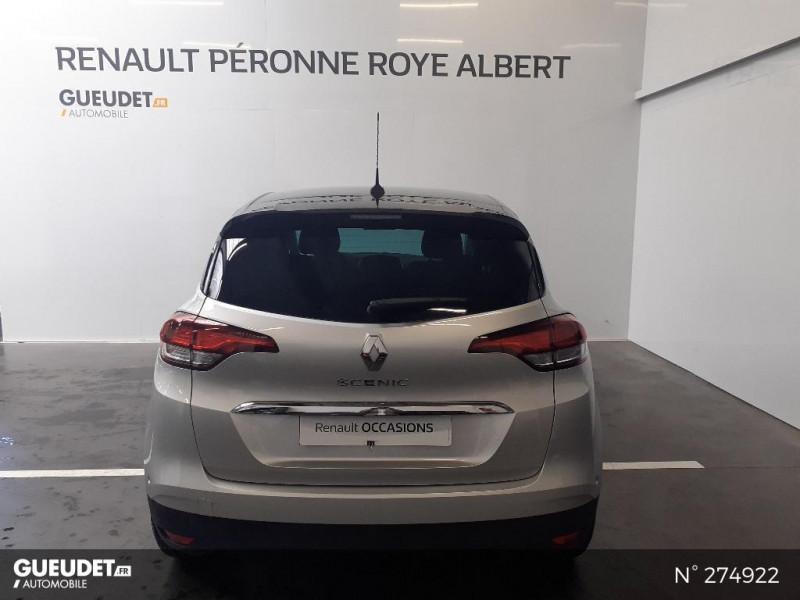 Renault Scenic 1.7 Blue dCi 120ch Intens Gris occasion à Péronne - photo n°3