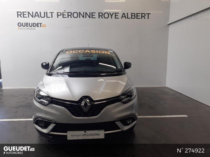 Renault Scenic 1.7 Blue dCi 120ch Intens Gris occasion à Péronne - photo n°2