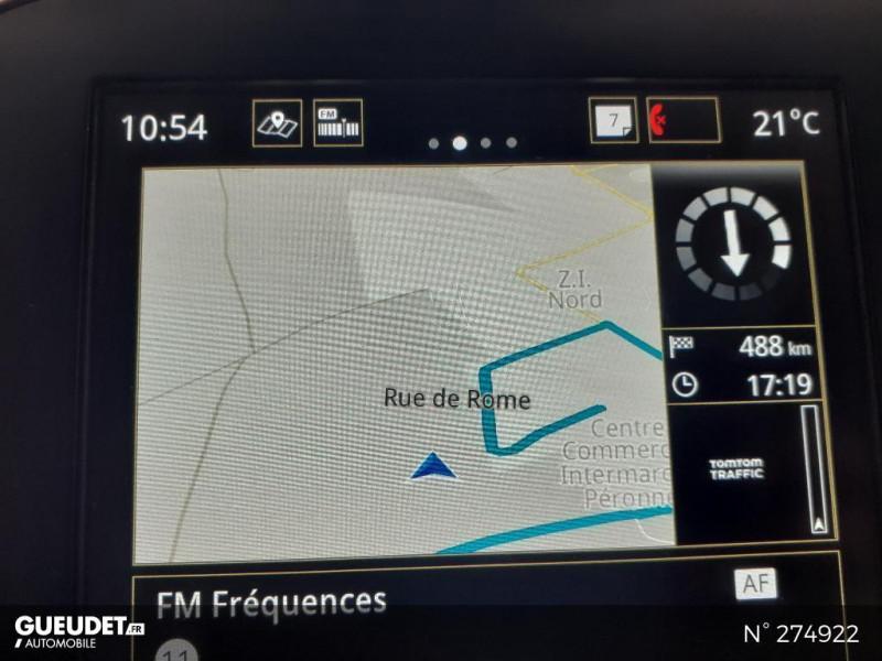 Renault Scenic 1.7 Blue dCi 120ch Intens Gris occasion à Péronne - photo n°11