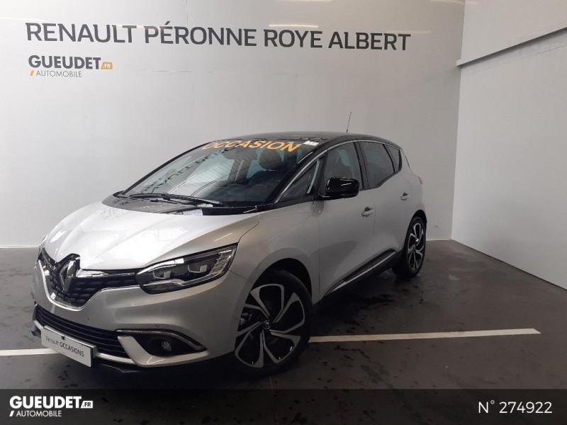Renault Scenic 1.7 Blue dCi 120ch Intens Gris occasion à Péronne