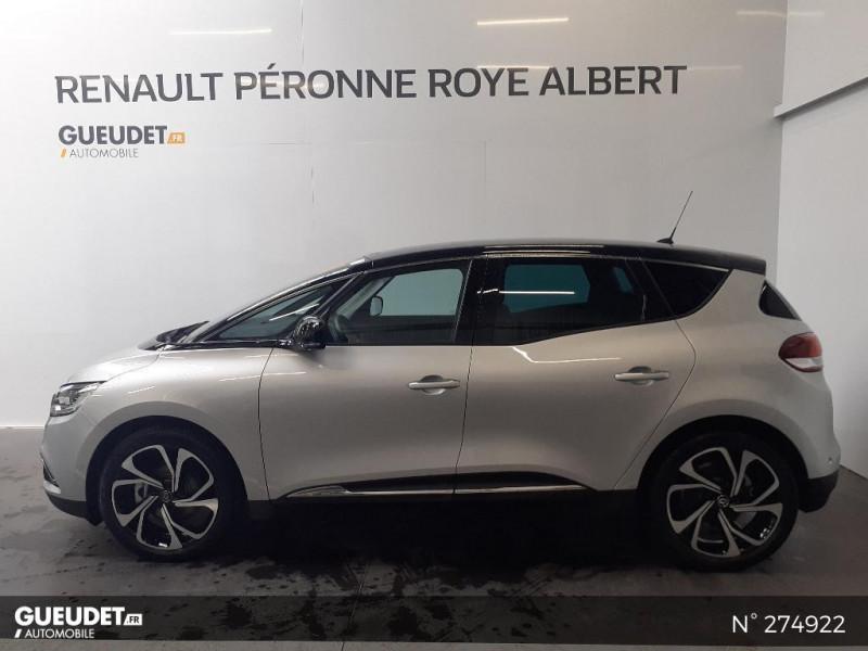 Renault Scenic 1.7 Blue dCi 120ch Intens Gris occasion à Péronne - photo n°8
