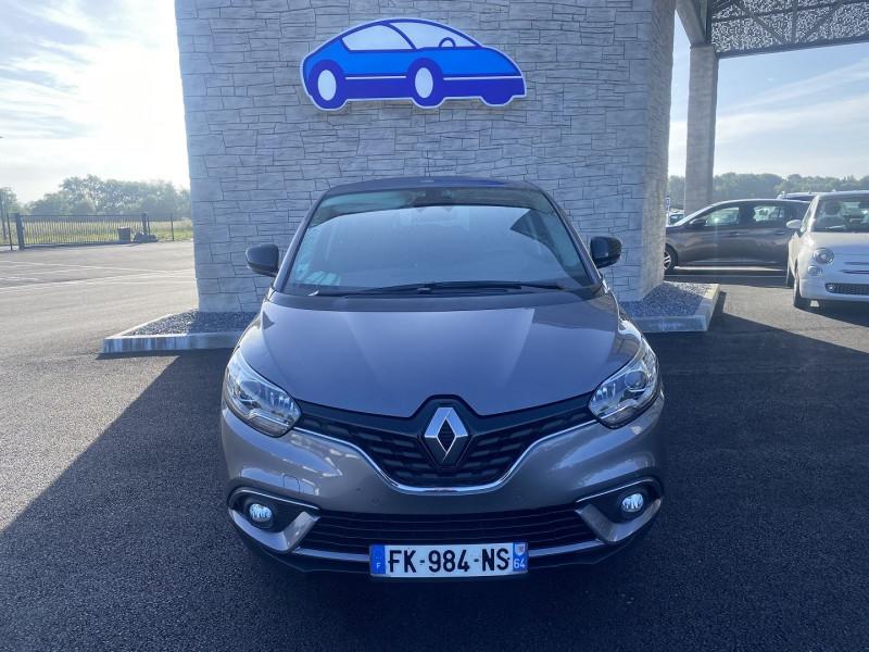 Renault Scenic 1.7 BLUE DCI 120CH LIMITED Gris occasion à Serres-Castet - photo n°7