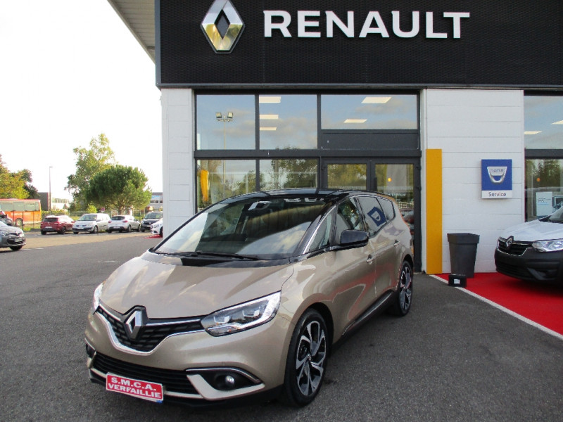 Renault Scenic Grand Scenic Blue dCi 120 Intens  occasion à Bessières - photo n°1