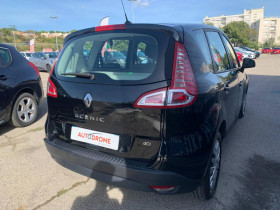 Renault Scenic III 1.5 dCi 110ch Expression (Scenic 3)  occasion à Marseille 10 - photo n°8