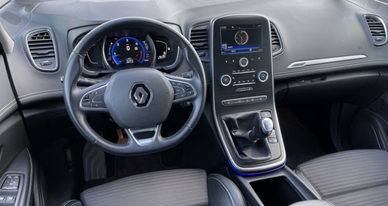 Renault Scenic IV (JFA) 1.5 dCi 110ch Hybrid Assist Business Blanc occasion à SELESTAT - photo n°5
