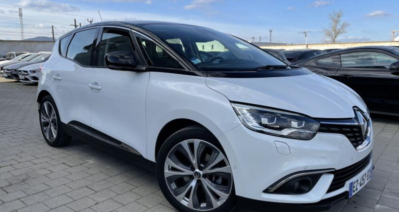 Renault Scenic IV (JFA) 1.5 dCi 110ch Hybrid Assist Business Blanc occasion à SELESTAT